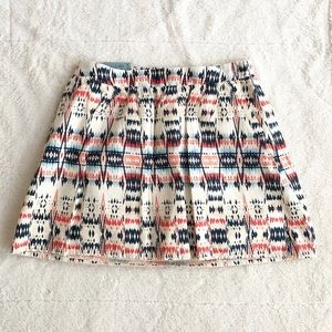Old Navy | Women's Printed Cotton Mini Skirt *NWT*